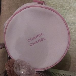 CHANEL Chance Round Cosmetic Case